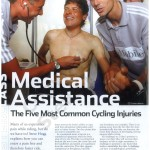 The Five Most Common Cycling Injuries