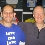 Steve With Scherrit Knoesen
