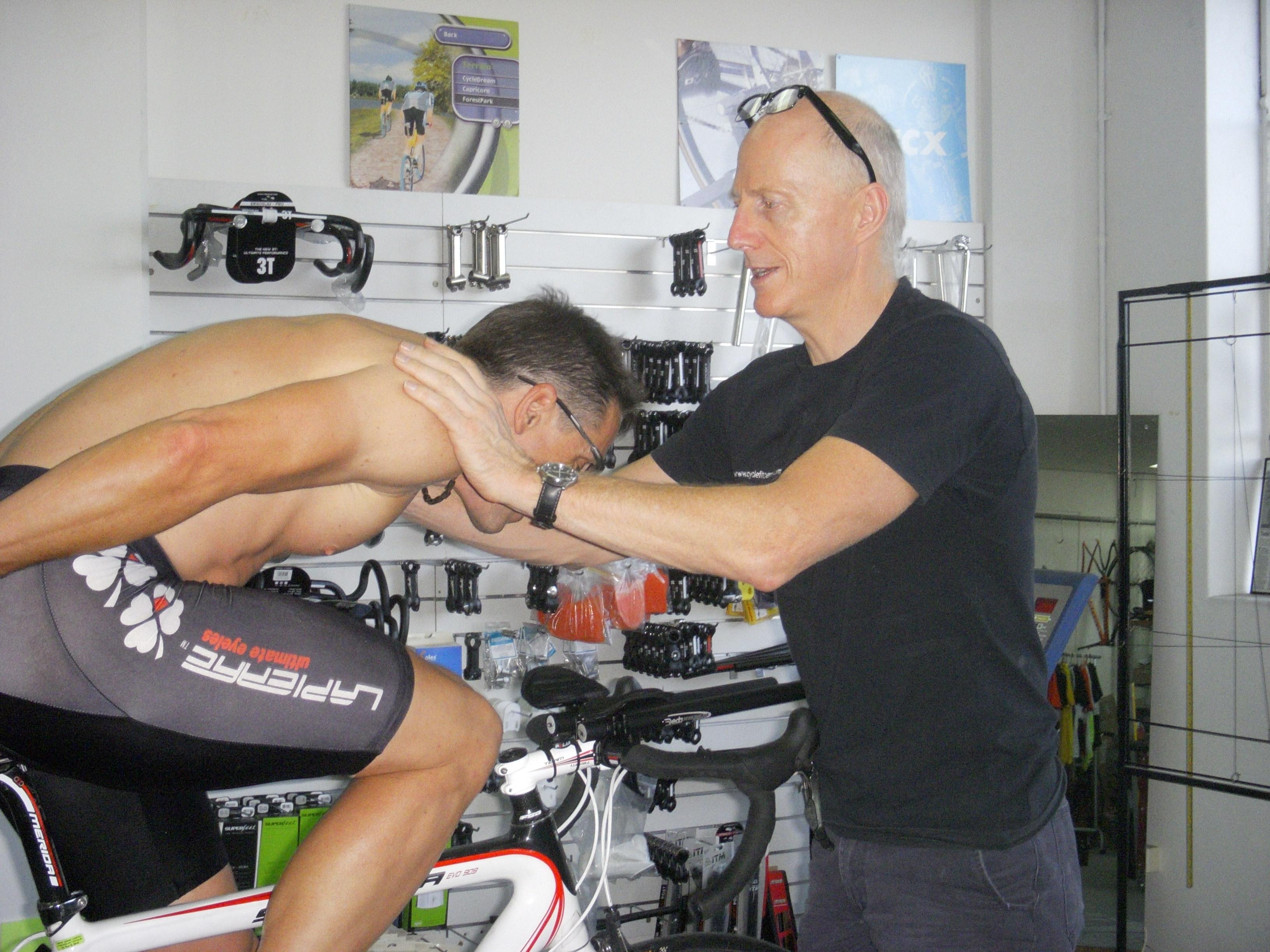 Seat Set Back For Road Bikes The Steve Hogg Bike Fitting Website Chicken Wing Diagram To Human Arm Bones