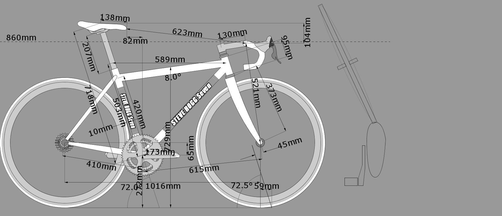What Does Steve Ride The Steve Hogg Bike Fitting Team