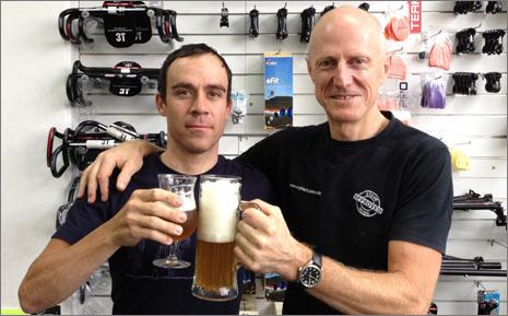Colby Pearce & Steve