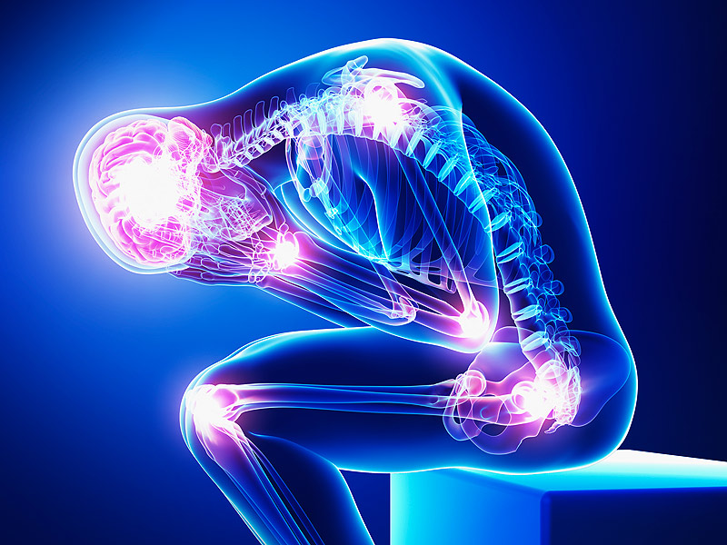 CHRONIC PAIN – JOHN SARNO