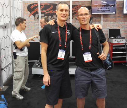 INTERBIKE LAKE SHOE SEMINAR With Jerry Gerlich & Chris Balser